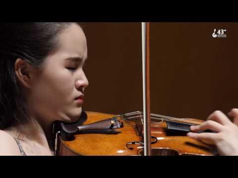 위재원_Violin_2017 JoongAng Music Concours