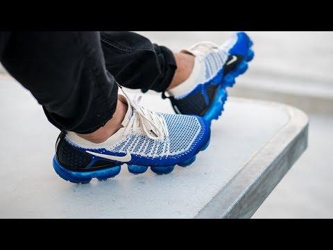 d741b9dbce071 Onfeet  Nike Air Vapormax Flyknit 2 0 Shocking Blue