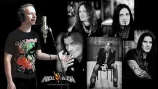 Helloween - I'm alive (full cover) HD
