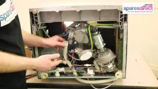 How to diagnose Dishwasher Draining and Motor Problems | Oven Spares & Parts | 0800 0149 636