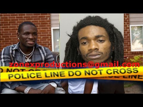 Gucci Mane Artist Ralo's Producer Tay Q charged with murder,arrested at Ralo apartment in bluff!