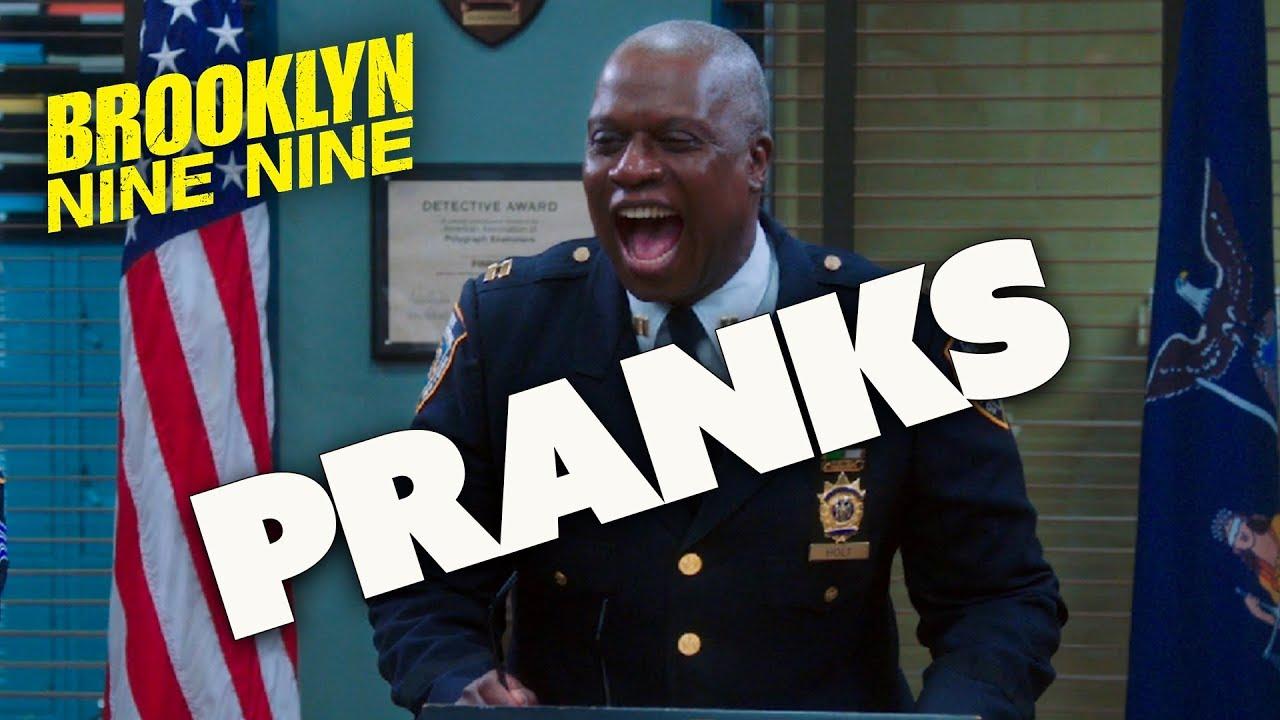 Download BEST OF Brooklyn Nine-Nine PRANKS   Comedy Bites