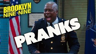 BEST OF Brooklyn Nine-Nine PRANKS | Comedy Bites