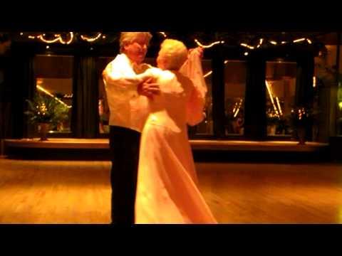 Nana's spotlight dance