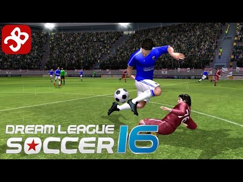 Dream League Soccer 2016 (By First Touch Games) - IOS/Android - Gameplay Video