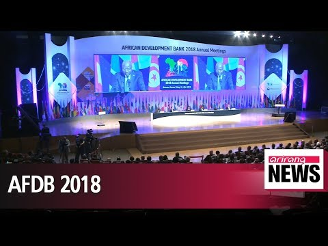 Formal opening ceremony of African Development Bank annual meetings kick off Wednesday