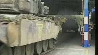 Русский ВДВ в Югославии(пролог к  док  сериалу Ударная сила)