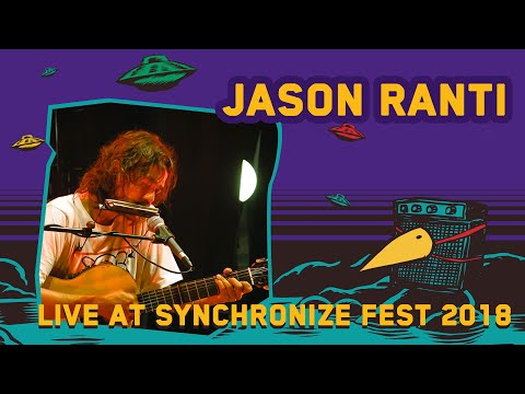 Jason Ranti Live at SynchronizeFest 5 Oktober 2018