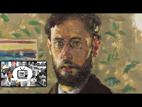 The Life and Artwork of French Painter Pierre Bonnard.