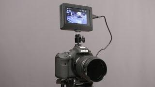 DIY Camera Monitor