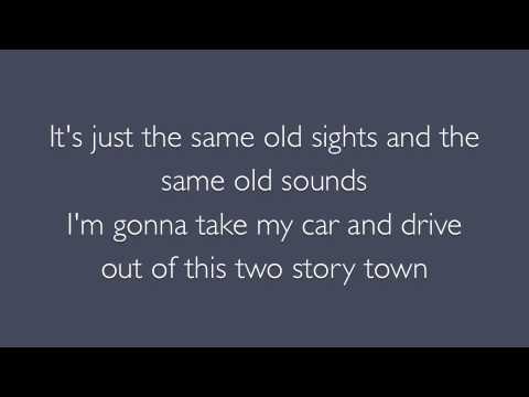 Two Story Town by Bon Jovi lyrics
