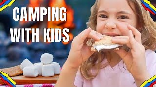 CAMPING WITH KIDS - FAMILY CAMPING - Things to do in Louisiana: Palmetto Island State Park