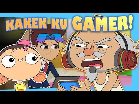 KAKEK GAMER - PAPEPOOY