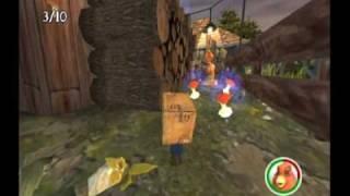 Ratatouille Movie Game Walkthrough Part 1:2 (Wii)