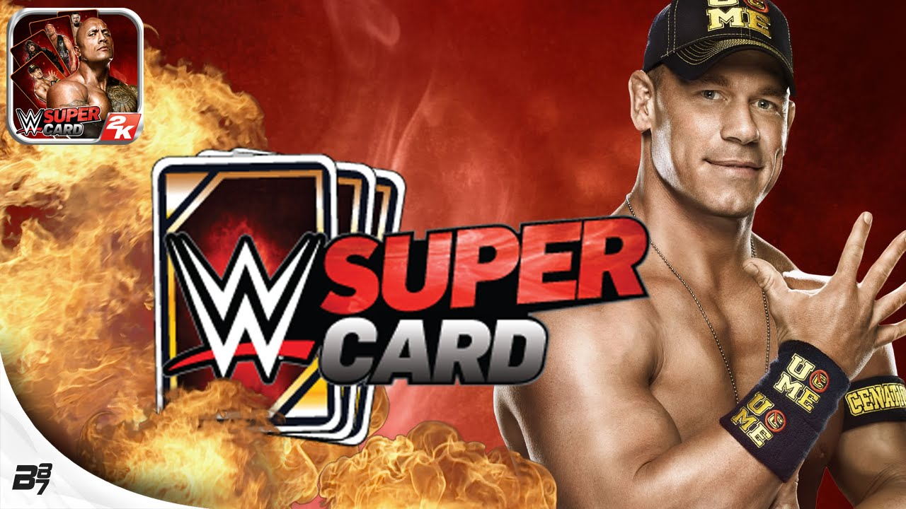 WWE SUPERCARDS! HELP ME!!!! (WWE SUPERCARDS IOS Game)