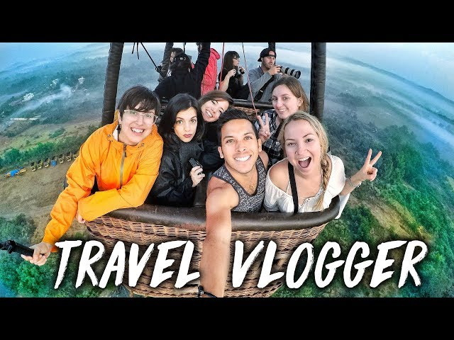 ¿Quieres Ser TRAVEL VLOGGER? | Gira 2018 Alex Tienda ✈️