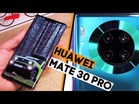 Обзор Huawei Mate 30 Pro - самый неоднозначный смартфон 2019 года