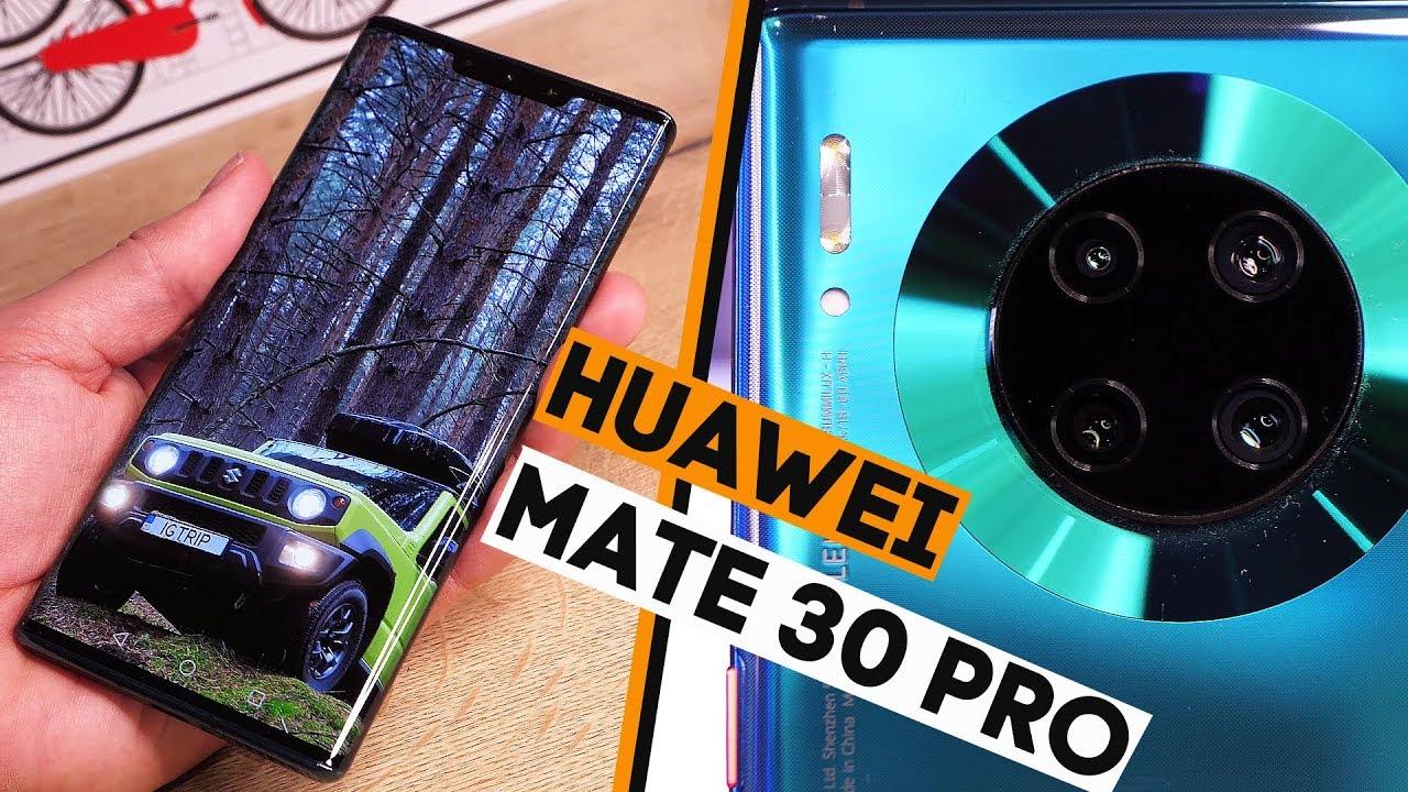 Huawei Смартфоны какой Выбрать. Обзор Mate 30 Pro - Самый Неоднозначный Смартфон 2019 Года