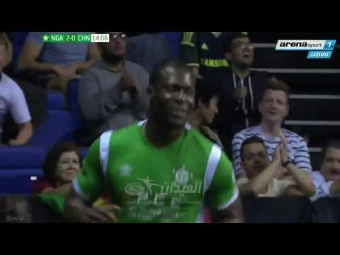 Nigeria 3 - 2 China Six Stars 2017   Full Highlights HD 13 07 2017