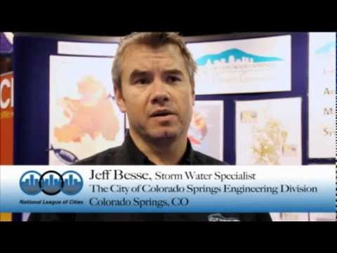 2010 City Showcase: The City of Colorado Springs Engineering Division, Colorado Springs, Colorado 2