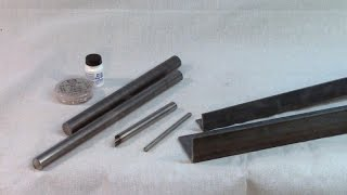 Make a tool rest - part 3 - Materials