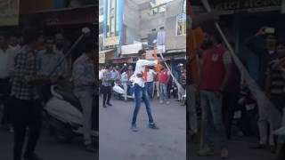 Bajrang dal bhilwara......