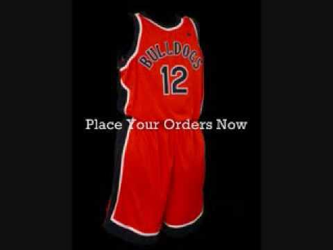 A-Game Basketball Uniforms