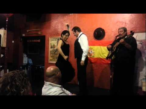 La Taverna Giralda Coral Gables Florida - Tapas, Wine &  Flamenco Dancer - Spanish Restaurant Miami