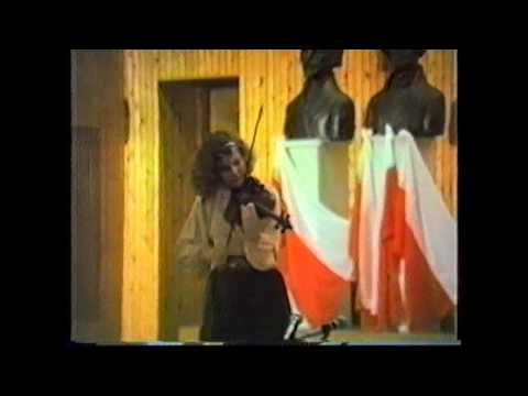 Natalia Prischepenko, Wieniawski - Variations on an Original Theme