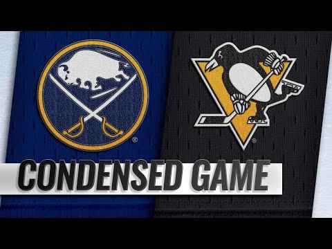 11/19/18 Condensed Game: Sabres @ Penguins