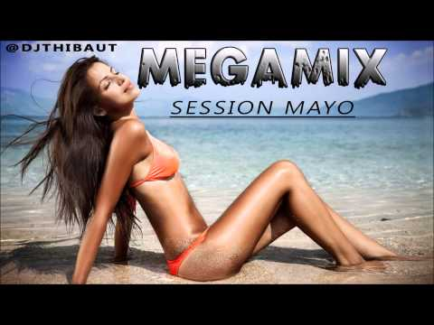 Megamix Session Latino Spécial De { Mayo & Junio } 2014 BY@DJThibaut