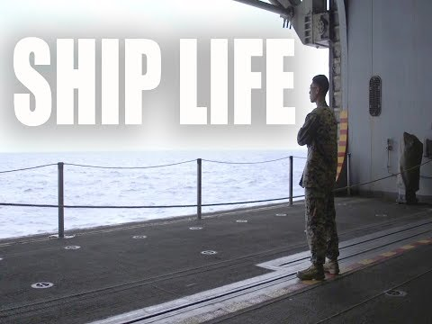 Ship Life | Living in Close Quarters