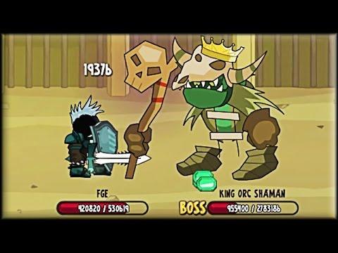 Игра Мечи и души онлайн Swords and Souls играть