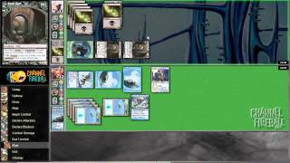 Channel Smdster  - Standard Mono Blue Devotion #2 (Match 3, Game 2)