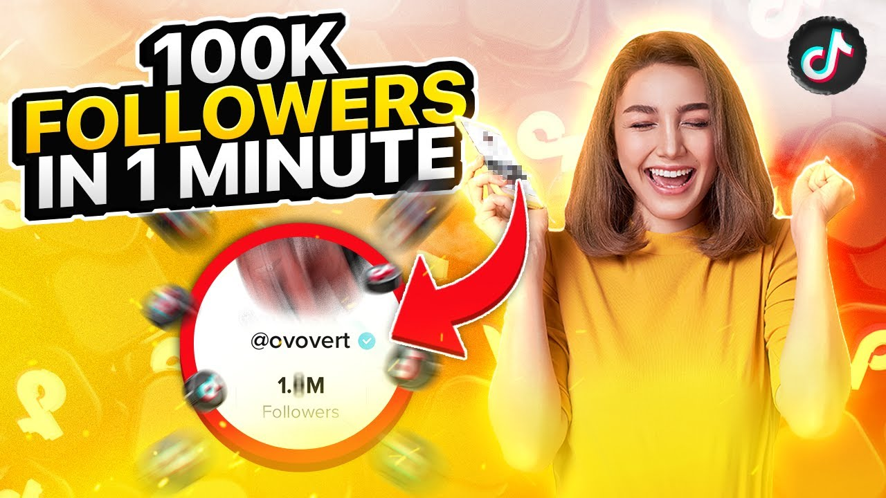 Download How To Get FOLLOWERS on TikTok App FAST and EASY 2021 *iOS and Android* 100% Working Tutorial!!