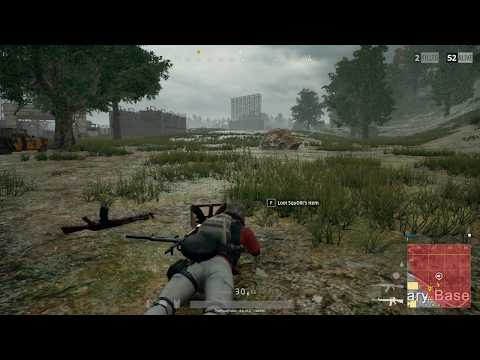 PLAYERUNKNOWN'S BATTLEGROUNDS 3rd Person Chicken Dinner?