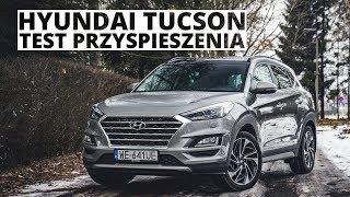 Hyundai Tucson 2.0 CRDi 48V 185 KM (AT) - acceleration 0-100 km/h