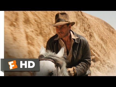 Raiders of the Lost Ark (6/10) Movie CLIP - Truck Chase (1981) HD