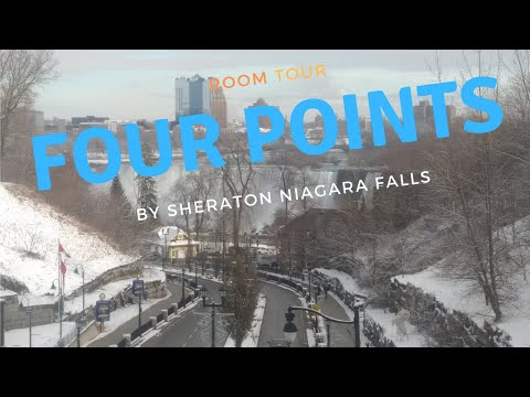 Niagara Falls Trip And Tour Of Room At Four Points By Sheraton