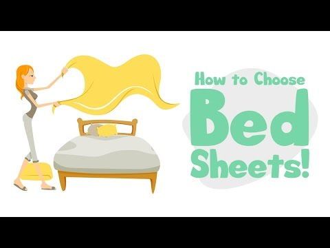 How to Choose Bed Sheets – Video