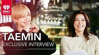 TAEMIN From SHINee Talks About His Journey From Debut Until Now   Exclusive Interview