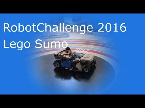 Lego Sumo Bot Competition 2016 EV3 | Doovi