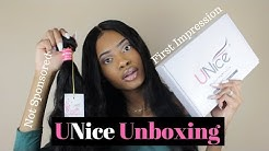 UNice Indian Natural Wave Unboxing | SHEDDING?!