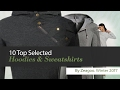 10 Top Selected Hoodies & Sweatshirts By Zeagoo, Winter 2017
