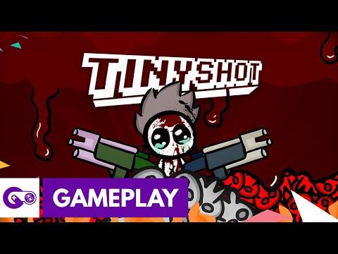TinyShot | O início do gameplay sem comentários |