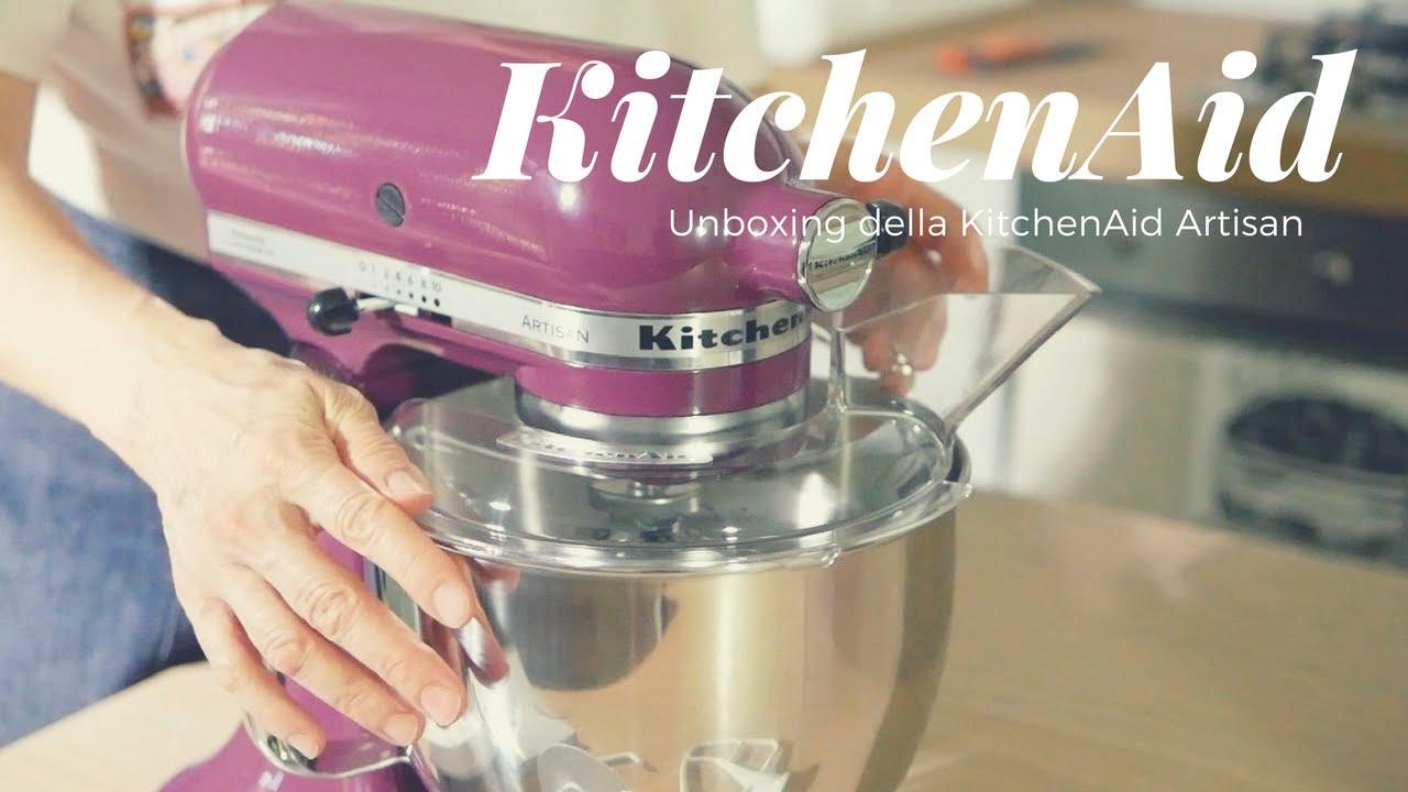 KitchenAid Artisan | Recensione delle planetaria di design, miglior ...
