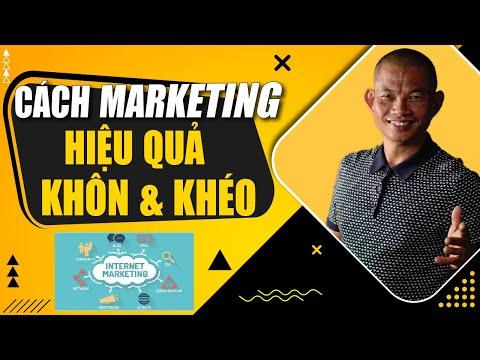 Cách Marketing hiệu quả là phải biến Tính năng thành Lợi ích - Câu chuyện vườn ong | Phạm Thành Long