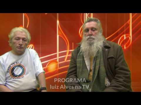 Castor  Guerra  no programa Luiz Alves  na TV  sb4  e Co-ligadas