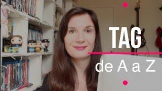 TAG: De A a Z | Tatiana Feltrin