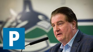 Canucks GM Jim Benning breaks down offseason plans | The Province